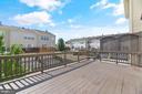 Large Deck Perfect for Entertaining - 20232 SENECA SQ, ASHBURN