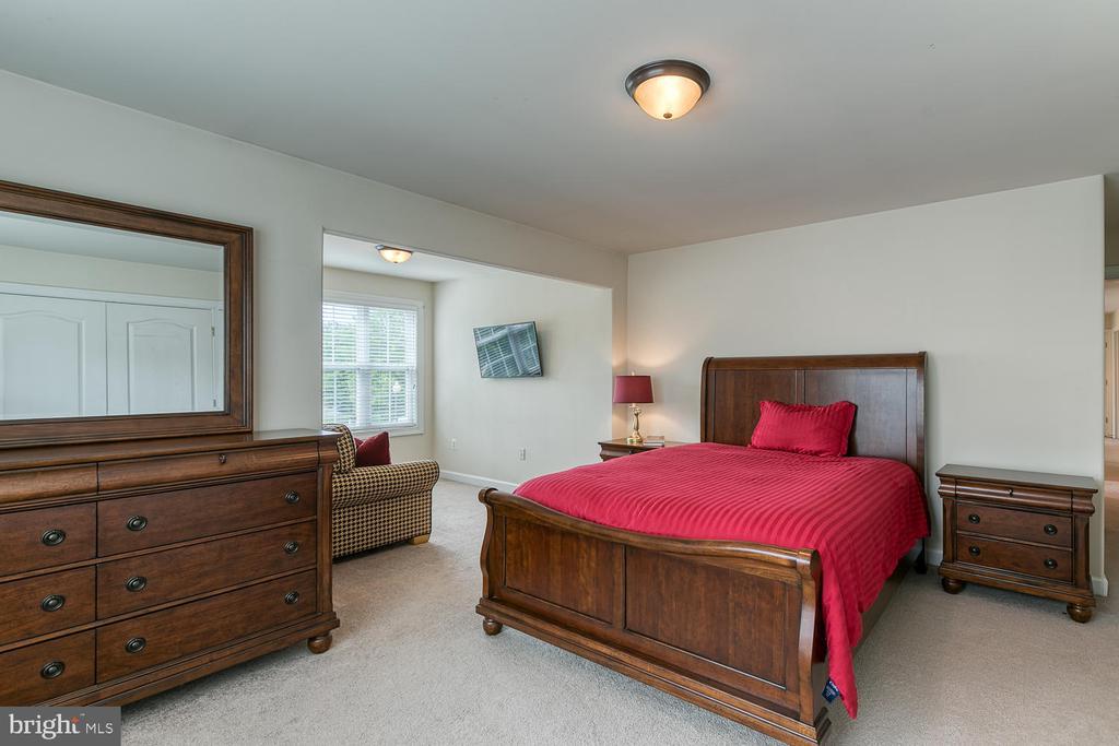 Spacious Bedroom 4 - 5 ABRAHAM CT, STAFFORD