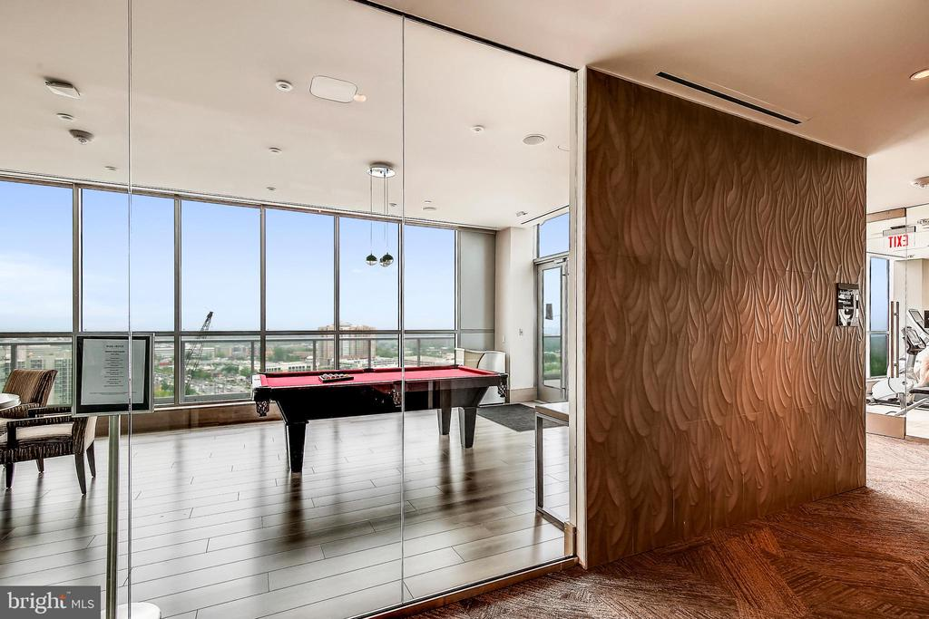 Rooftop Amenities. - 930 ROSE AVE #1101, NORTH BETHESDA