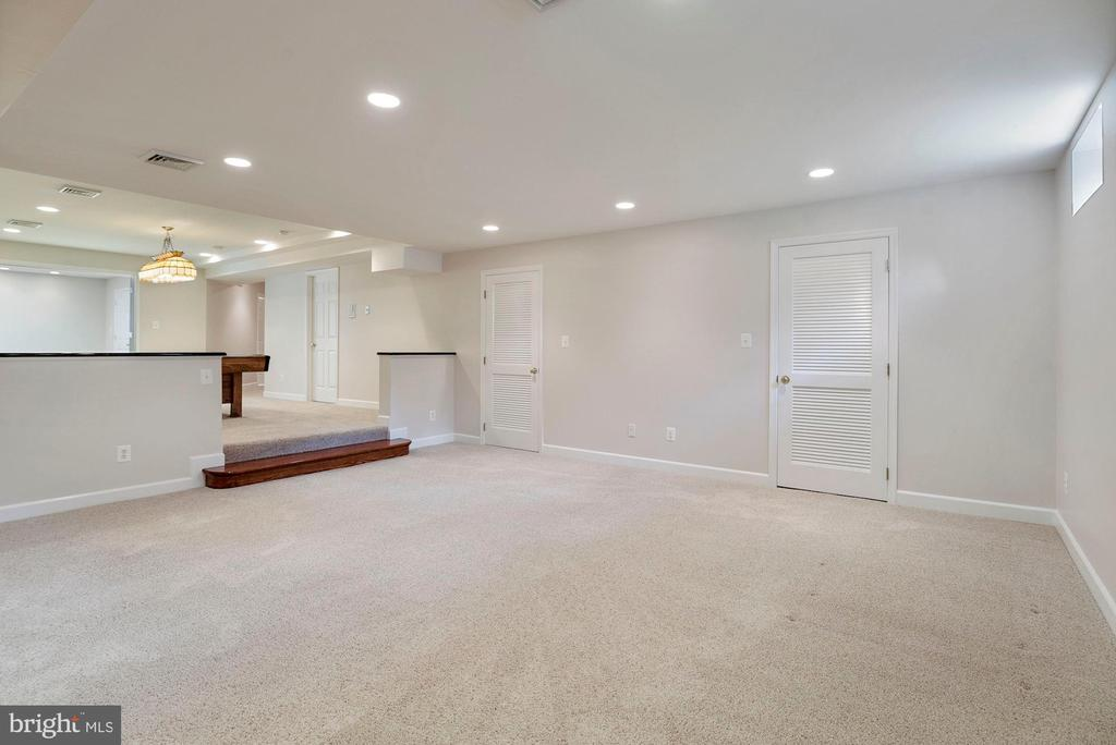 Recreation room - 11308 KNIGHTS LANDING CT, LAUREL