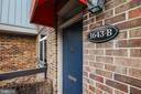 Main private entrance - 1643 S HAYES ST #2, ARLINGTON