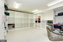 Storage on lower level of poolhouse - 1635 ADMIRALS HILL CT, VIENNA