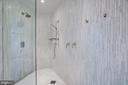 Walk-in Shower - 1881 N NASH ST #1210, ARLINGTON
