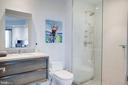 Ensuite Bath - 1881 N NASH ST #1210, ARLINGTON