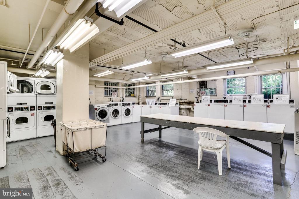 Laundry - 3601 CONNECTICUT AVE NW #118, WASHINGTON