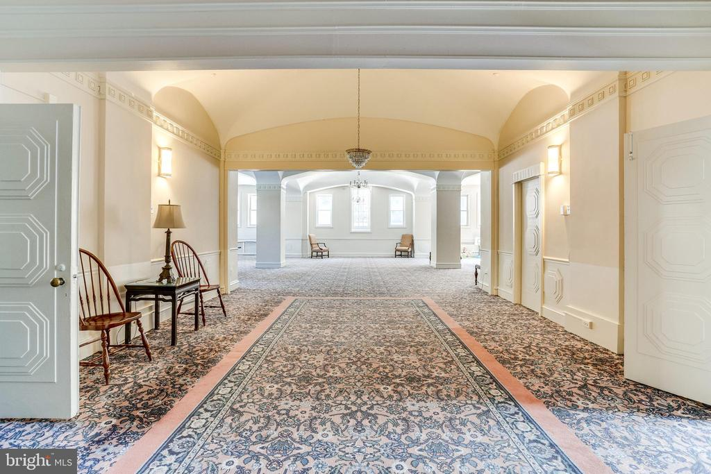 Ballroom/Party Room - Available to Rent Out! - 3601 CONNECTICUT AVE NW #118, WASHINGTON