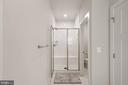 Shower - 17429 SPRING CRESS DR, DUMFRIES