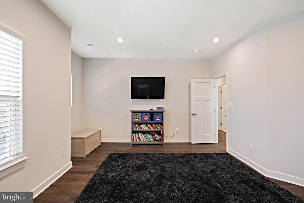 Another view of the bonus room - 17429 SPRING CRESS DR, DUMFRIES
