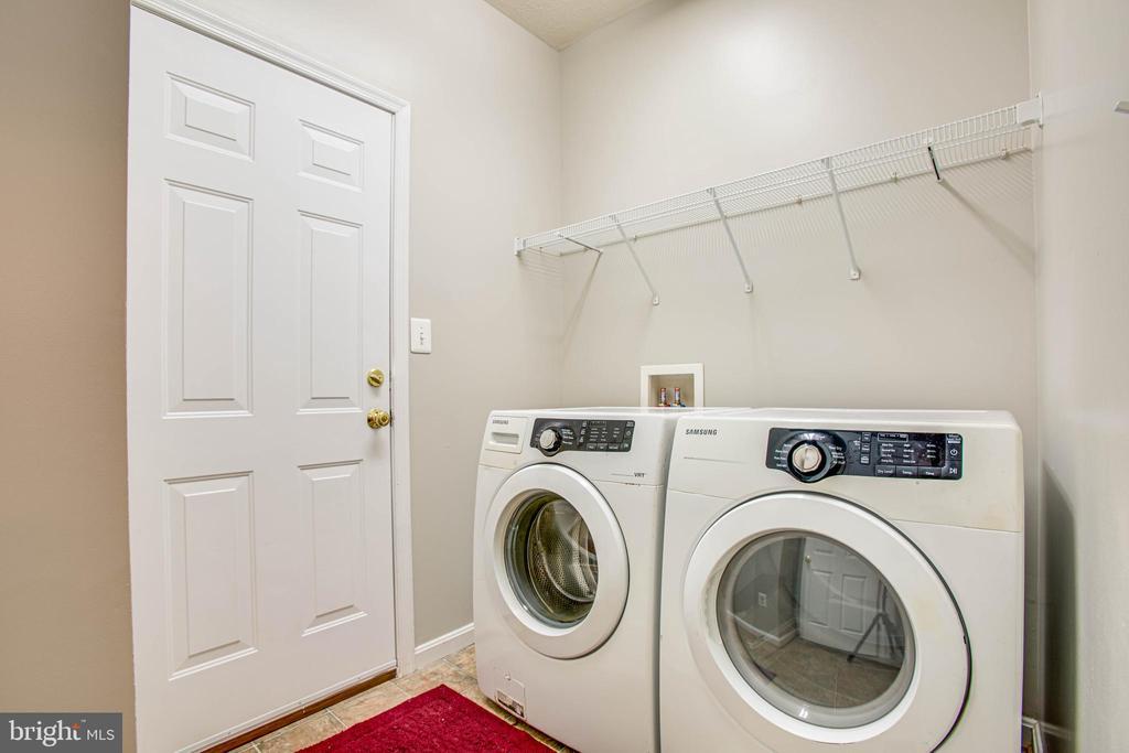 laundry room - 35187 PHEASANT RIDGE RD, LOCUST GROVE