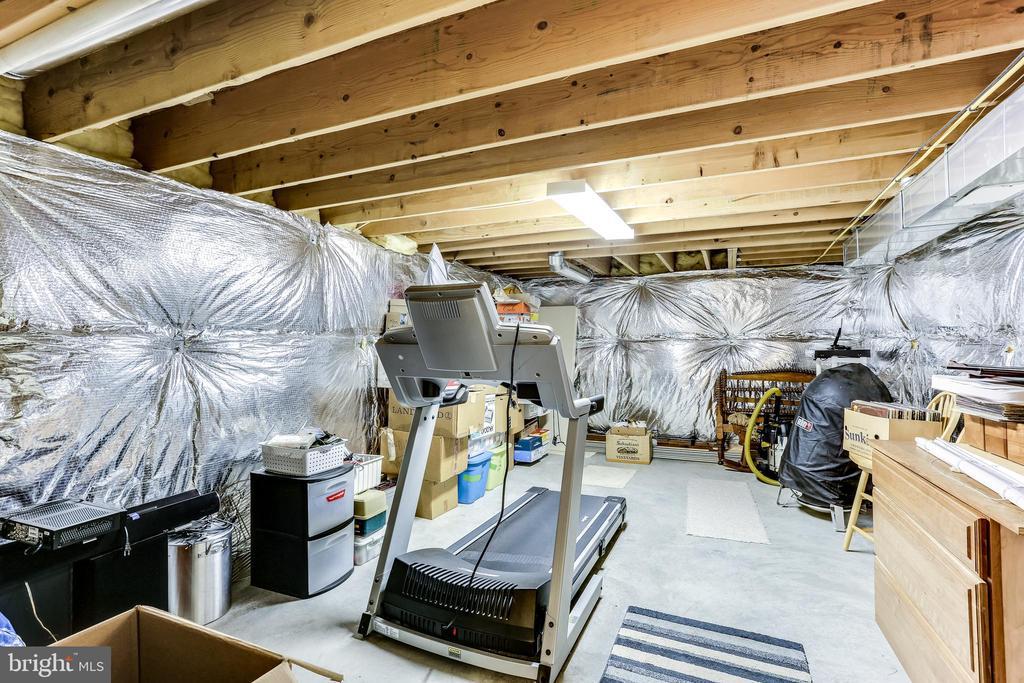 Storage Area 1 of 3 - 8728 HIDDEN POOL CT, LAUREL
