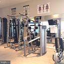Fitness Room - 1271 N VAN DORN ST, ALEXANDRIA