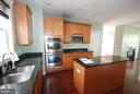 Fully equipped kitchen - 9560 TARVIE CIR, BRISTOW