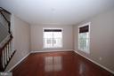 Family room - 9560 TARVIE CIR, BRISTOW