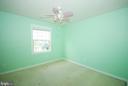 Third bedroom - 9560 TARVIE CIR, BRISTOW