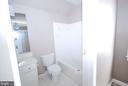 Third bathroom - 9560 TARVIE CIR, BRISTOW