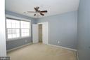 Second bedroom - 9560 TARVIE CIR, BRISTOW