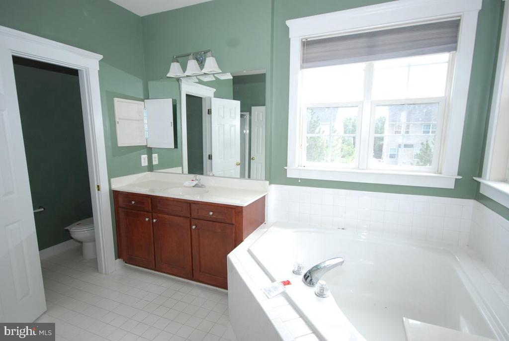 Master bathroom - 9560 TARVIE CIR, BRISTOW