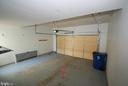 Garage interior - 9560 TARVIE CIR, BRISTOW