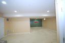 Basement - 9560 TARVIE CIR, BRISTOW