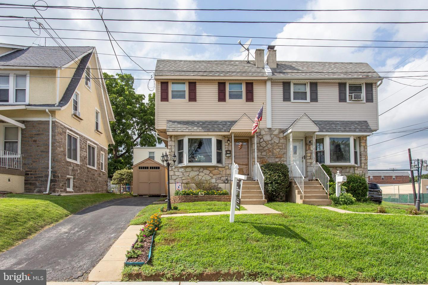 Single Family Homes for Sale at Clifton Heights, Pennsylvania 19018 United States