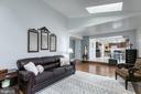 Bright and airy family room - 10517 CEDAR CREEK DR, MANASSAS