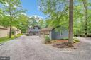 Sited far off of the road for privacy - 1201 LAKEVIEW PKWY, LOCUST GROVE