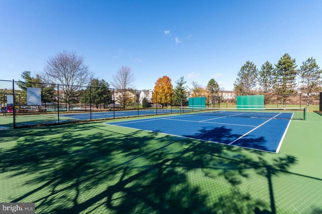 Tennis Courts - 2818 ASHMONT TER, SILVER SPRING