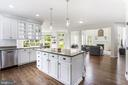 Granite Counters - 43246 PARKERS RIDGE DR, LEESBURG