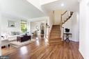 Gourmet Hardwood Floor - 43246 PARKERS RIDGE DR, LEESBURG