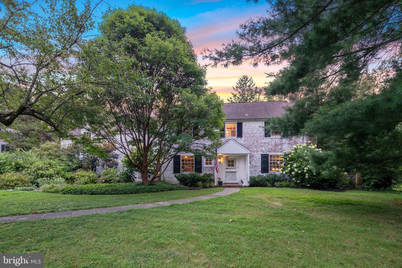 Single Family Homes for Sale at Glenside, Pennsylvania 19038 United States