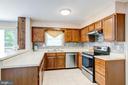 Ceramic Tile Kitchen - 10303 WAVERLY WOODS DR, ELLICOTT CITY