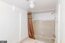 Basement Full Bathroom - 10303 WAVERLY WOODS DR, ELLICOTT CITY