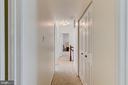 First Floor Hallway - 10303 WAVERLY WOODS DR, ELLICOTT CITY