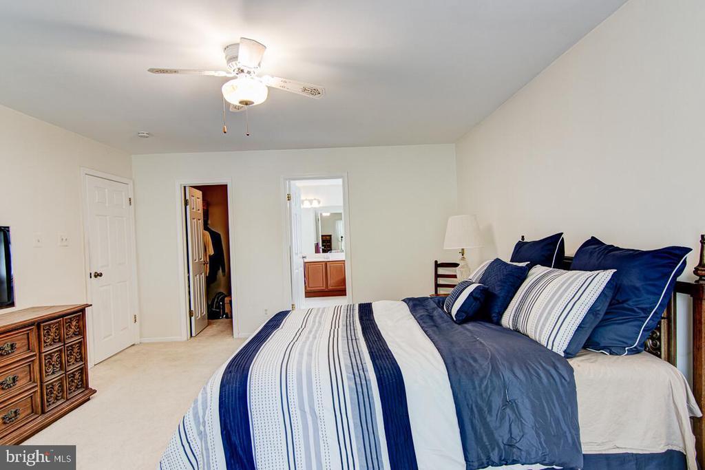 Master Bedroom - 10303 WAVERLY WOODS DR, ELLICOTT CITY