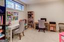 Additional basement work/play space - 43600 CANAL FORD TER, LEESBURG