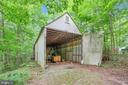 80x20 Barn - 19 TALL TREE LN, FREDERICKSBURG