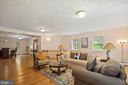LL Family Room - 2747 N NELSON ST, ARLINGTON