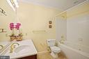 Bedroom 5 en suite bath - 2747 N NELSON ST, ARLINGTON