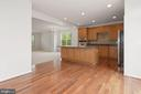 Hardwood Floors - 43666 CHICACOAN CREEK SQ, LEESBURG