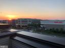 Breathtaking sunset view from your rooftop terrace - 44754 TIVERTON SQ, ASHBURN