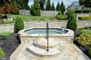 Heated spa - 40483 GRENATA PRESERVE PL, LEESBURG