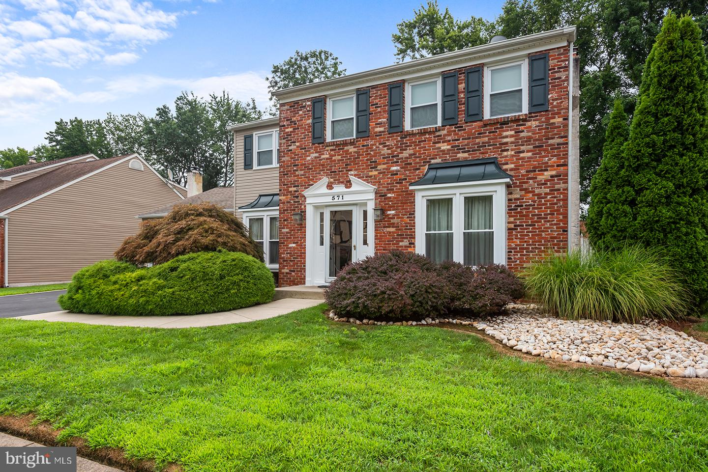 Single Family Homes for Sale at 571 BUCK Drive Fairless Hills, Pennsylvania 19030 United States