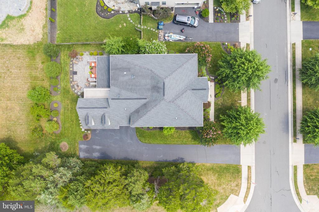 Top Down View - 42050 MIDDLEHAM CT, ASHBURN