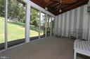 Screened porch, view 2 - 5520 BOOTJACK DR, FREDERICK