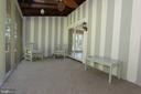 Amazing main level screened porch - 5520 BOOTJACK DR, FREDERICK