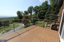 Front deck, view 2 - 5520 BOOTJACK DR, FREDERICK