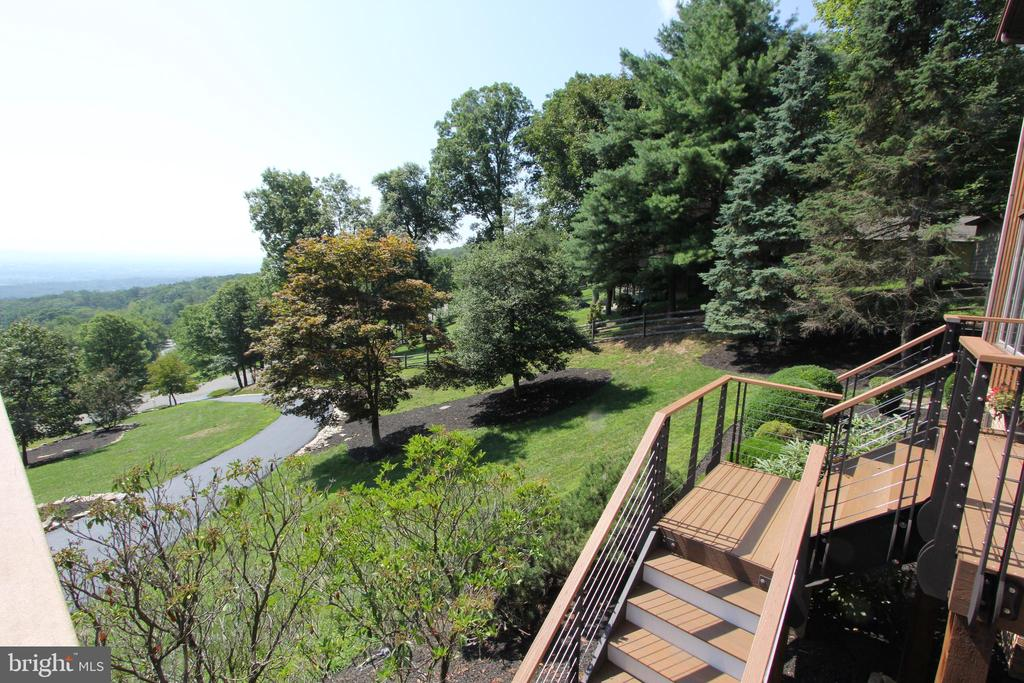 Front deck view 2 - 5520 BOOTJACK DR, FREDERICK