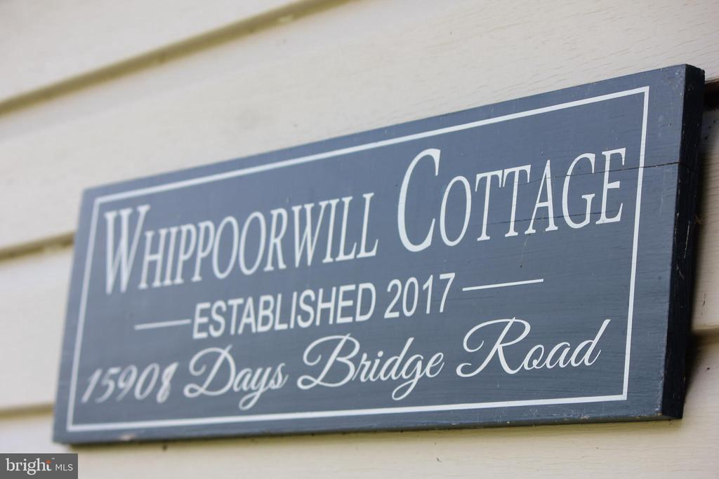 Whipporwill Cottage - 15908 DAYS BRIDGE RD, MINERAL