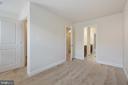 Bedroom level - 4512 POTOMAC HIGHLANDS CIR, TRIANGLE