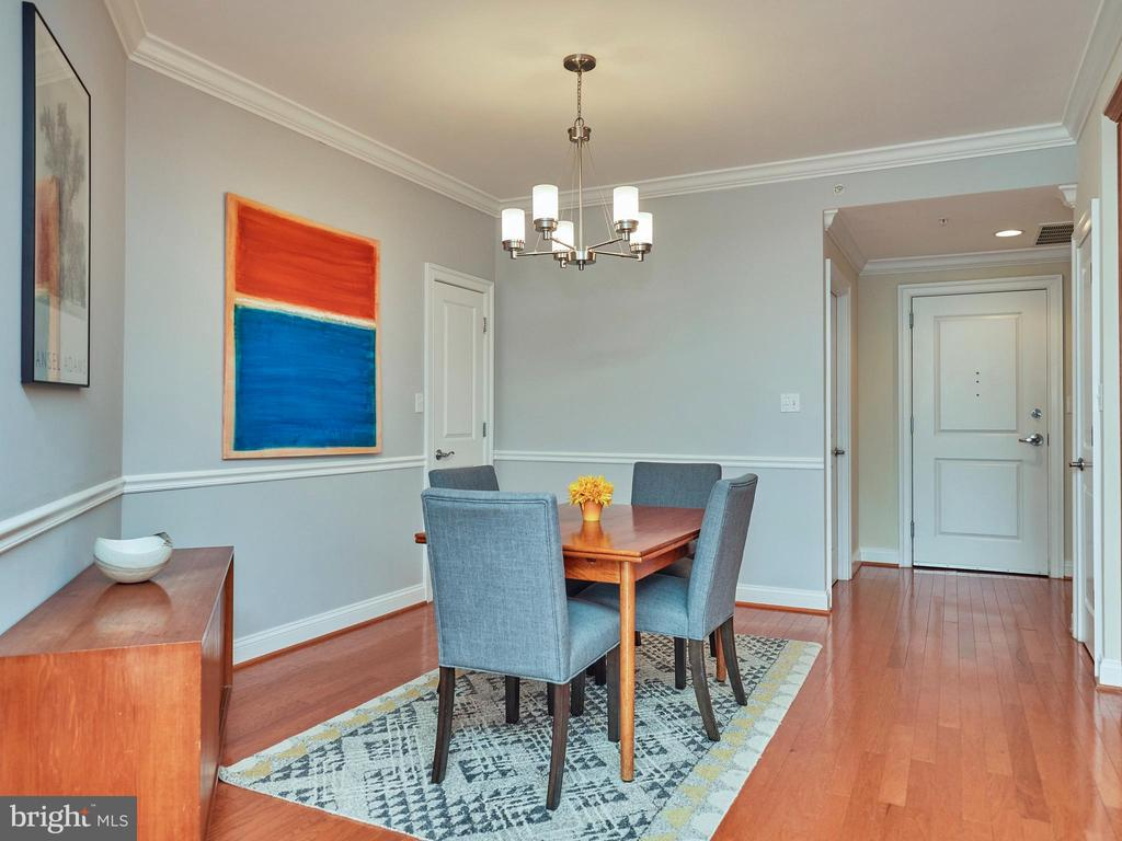 Large Dining Room - 3625 10TH ST N #408, ARLINGTON